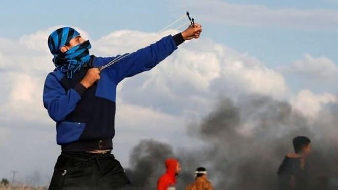Dân quân Palestine bắn hạ máy bay không người lái của Israel ảnh 1