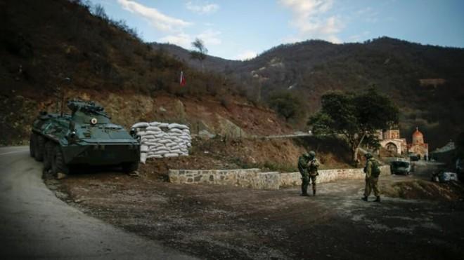 Binh sĩ Nga đầu tiên thiệt mạng ở Karabakh ảnh 1