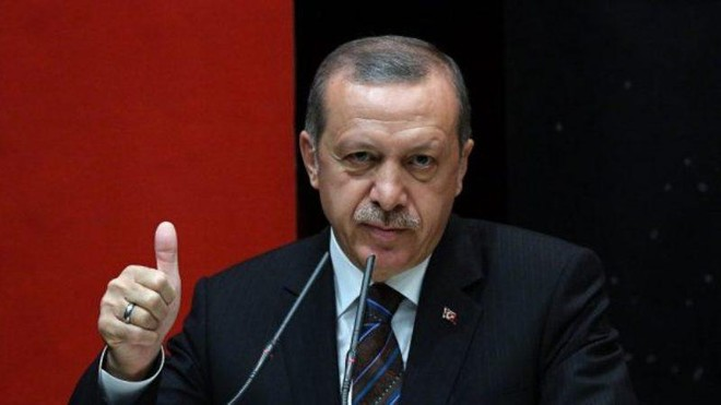 Tổng thống Erdogan: Thổ Nhĩ Kỳ sẽ không bao giờ khuất phục bất kỳ ai ảnh 1