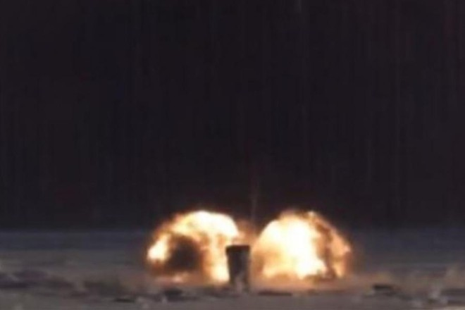 UAV Nga dội bom phá hủy nhiều mục tiêu của phiến quân ở Aleppo, Syria ảnh 1