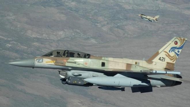 SAA: Israel tiếp tục sử dụng không phận Lebanon để tấn công Syria ảnh 1