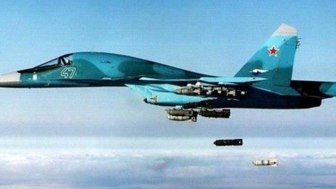 Không quân Nga giáng đòn xuống IS ở vùng Badiya Al-Sham ảnh 1