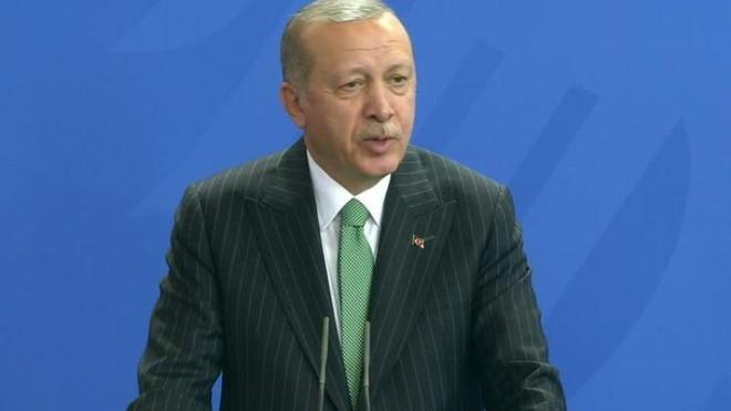 """Tổng thống Erdogan đưa ra """"lời khuyên"""" cho các lực lượng Armenia ở Karabakh ảnh 1"""