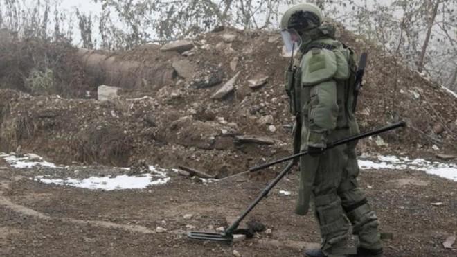 Nga vô hiệu hóa gần 19.000 thiết bị nổ ở Karabakh ảnh 1