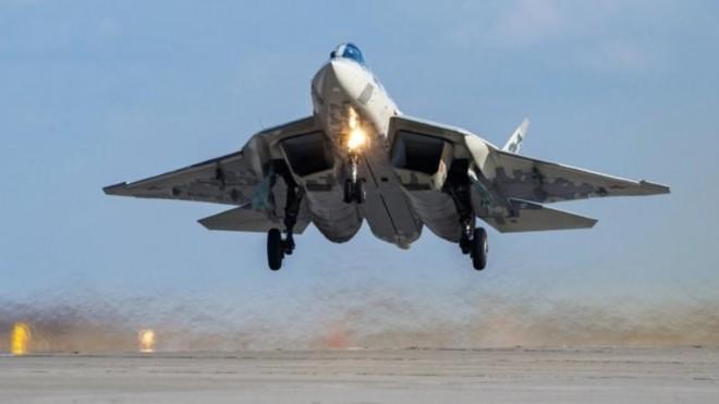 Không quân Nga có thể nhận 3 tiêm kích Su-57 trong năm 2021 ảnh 1