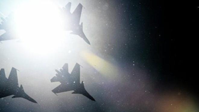 Chiến đấu cơ Nga dội bom ngăn cản IS tấn công SAA ở miền Trung Syria ảnh 1