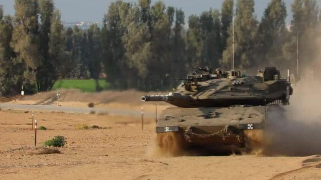 Phong trào Hamas và quân đội Israel tấn công nhau ở Dải Gaza ảnh 1