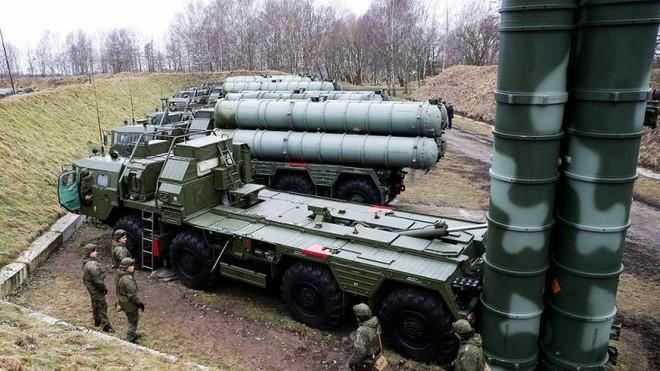 Thổ Nhĩ Kỳ sẽ tiếp tục đàm phán với Nga về trung đoàn S-400 thứ hai ảnh 1