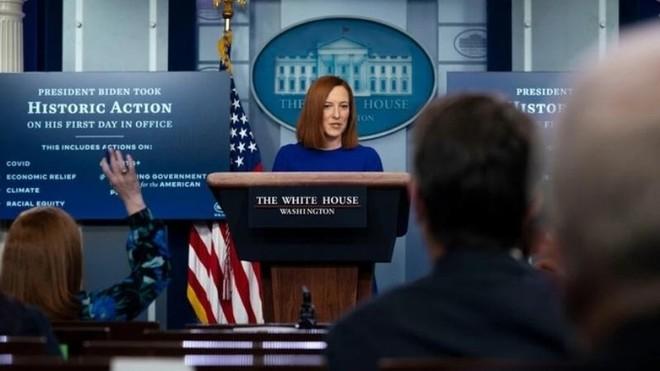 Nhà Trắng: Tổng thống Biden sẽ thảo luận về Iran với các đối tác nước ngoài ảnh 1