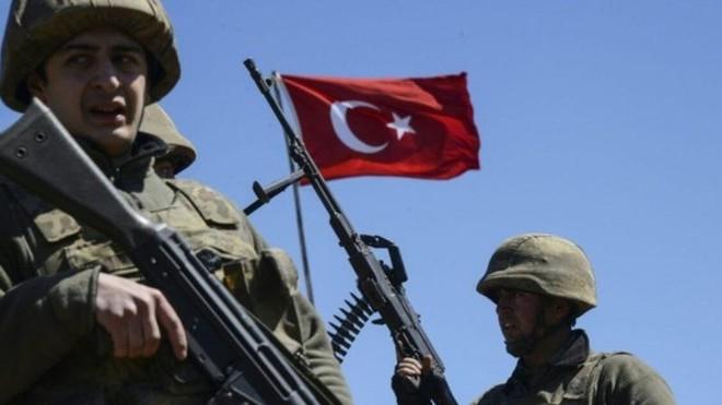 """Quân đội Thổ Nhĩ Kỳ phát động chiến dịch """"Aren 2"""" chống lại PKK ảnh 1"""