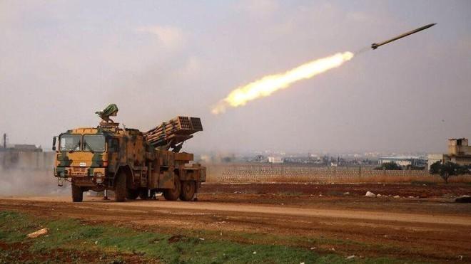 Lực lượng Thổ Nhĩ Kỳ tấn công nhiều vị trí của SDF ở Bắc Syria ảnh 1