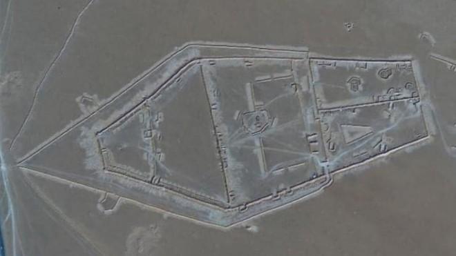 Căn cứ quân sự khổng lồ của Nga xuất hiện ở Libya? ảnh 1