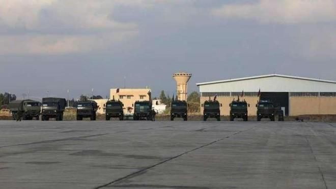 Nga triển khai thêm hệ thống phòng không tới Syria ảnh 2