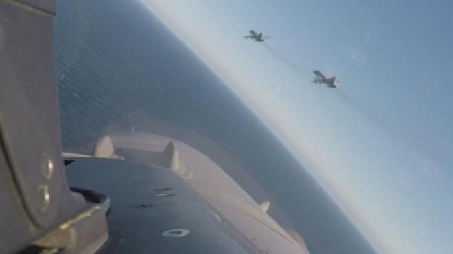 Mỹ phải nhờ Romania trợ giúp bảo vệ tàu chiến trước các máy bay Nga ảnh 1