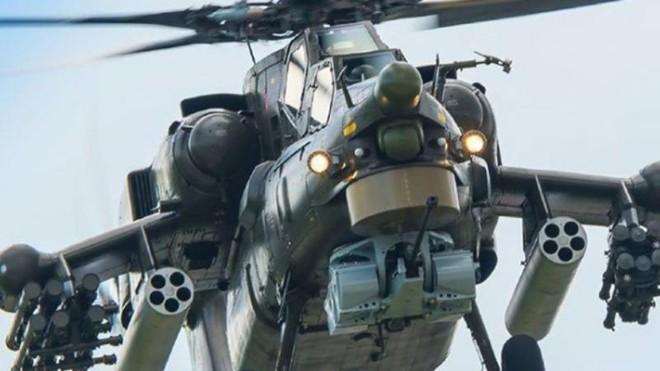 Trực thăng Mi-28NM Nga nhận tên lửa săn Apache và máy bay chiến đấu Mỹ ảnh 1