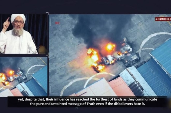 Một căn cứ không quân của Mỹ ở Kenya bị phá hủy hoàn toàn ảnh 2