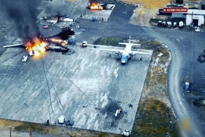 Một căn cứ không quân của Mỹ ở Kenya bị phá hủy hoàn toàn ảnh 3