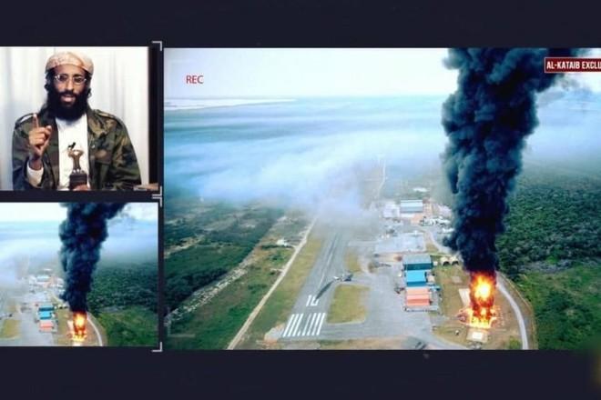 Một căn cứ không quân của Mỹ ở Kenya bị phá hủy hoàn toàn ảnh 4
