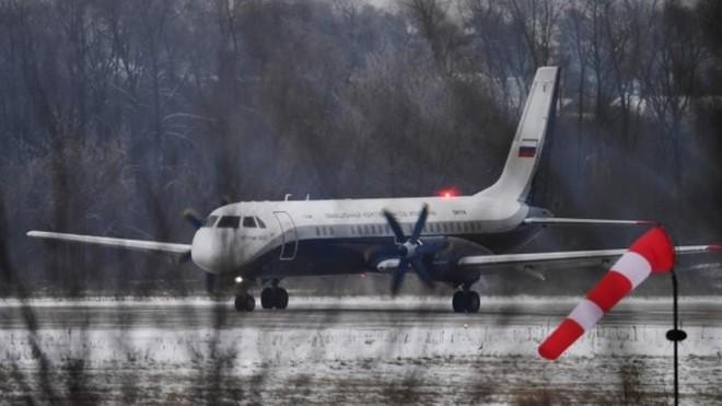 Il-114-300 mới nhất của Nga phải hạ cánh khẩn cấp trong chuyến bay thử nghiệm ảnh 1