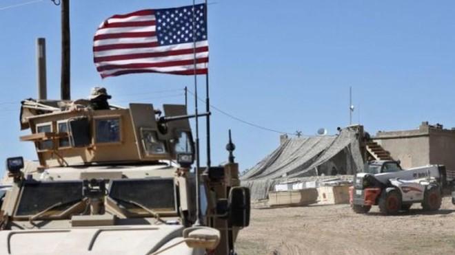 Lực lượng Mỹ bắt đầu xây dựng căn cứ không quân ở Syria ảnh 1
