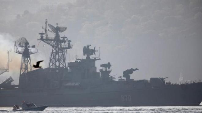 Nga xây dưng căn cứ hải quân ở Sudan, sẵn sàng cho một cuộc đối đầu mạnh mẽ ở Biển Đỏ ảnh 1