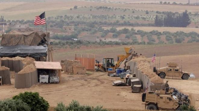 Mỹ lập thêm căn cứ quân sự ở Bắc Syria ảnh 1