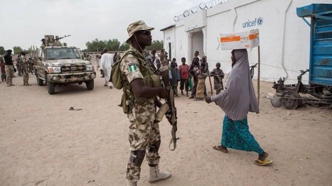 Tấn công khủng bố tại một trường học ở Nigeria ảnh 1