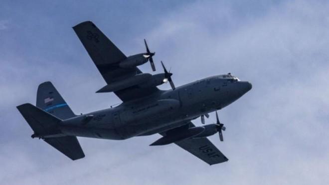 Máy bay quân sự Mỹ rơi tại một căn cứ ở Đức, thiệt hại khoảng 21 trệu USD ảnh 1