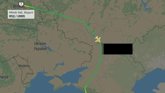 Ukraine không để cho máy bay chở Tổng thống Belarus tiến vào không phận ảnh 2
