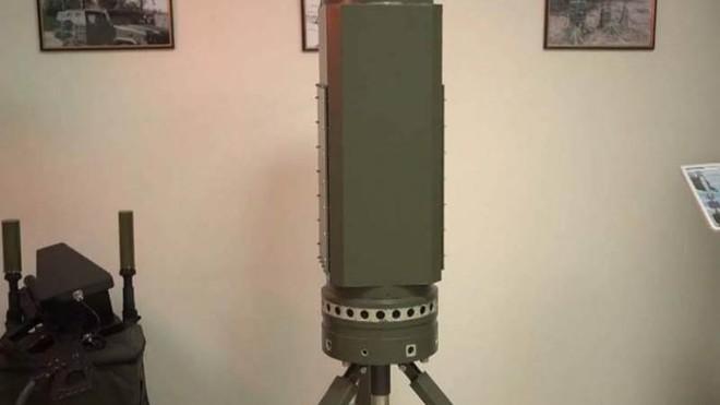 Ukraine ra mắt radar cỡ nhỏ Snov ảnh 1