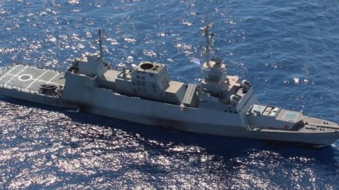 Tàu chiến Israel bất ngờ bị tấn công ngoài khơi Dải Gaza ảnh 1