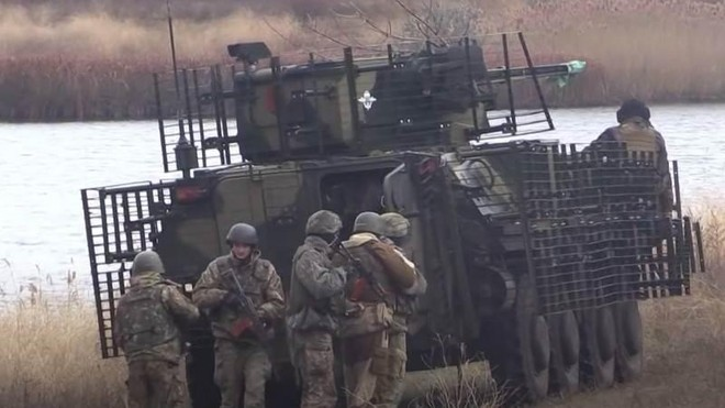 Ukraine lên kế hoạch tập trận quân sự gần biên giới Nga ảnh 1