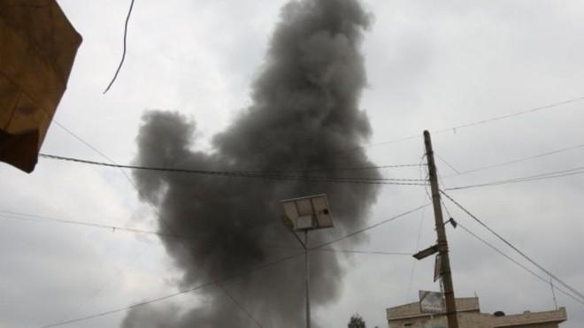 Nga sơ tán khẩn cấp lượng lớn quân nhân sau cuộc tấn công của phiến binh ở Syria ảnh 1
