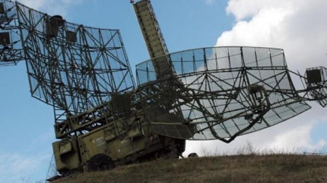 Radar chống UAV tốt nhất của Nga được phát hiện gần Lugansk ảnh 1