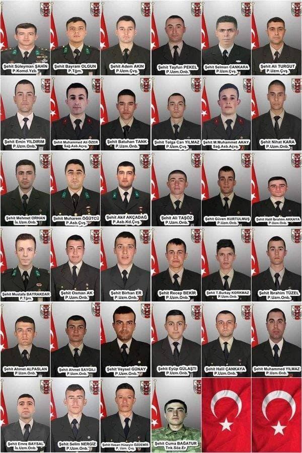 Nga không kích mạnh vào Syria, 47 binh sĩ Thổ Nhĩ Kỳ thiệt mạng ảnh 1