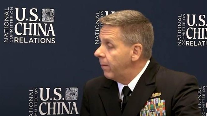 Mỹ muốn hiện diện quân sự khắp nơi ở khu vực châu Á -Thái Bình Dương ảnh 1