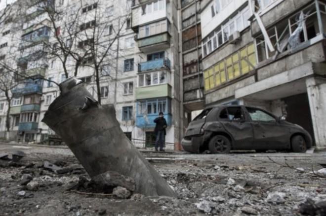 Quân đội Ukraine bắt đầu tấn công trực diện vào Donetsk ảnh 1