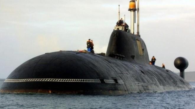 Nga lên kế hoạch phóng tên lửa siêu thanh Zircon từ tàu ngầm hạt nhân Severodvinsk ảnh 1