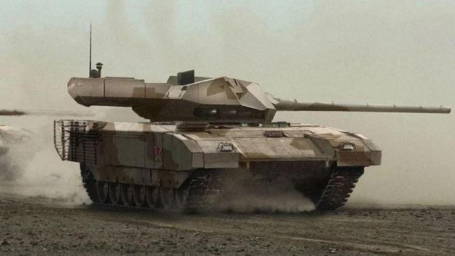 Tướng Shoigu nêu lý do hoãn cấp T-14 Armata cho quân đội Nga ảnh 1