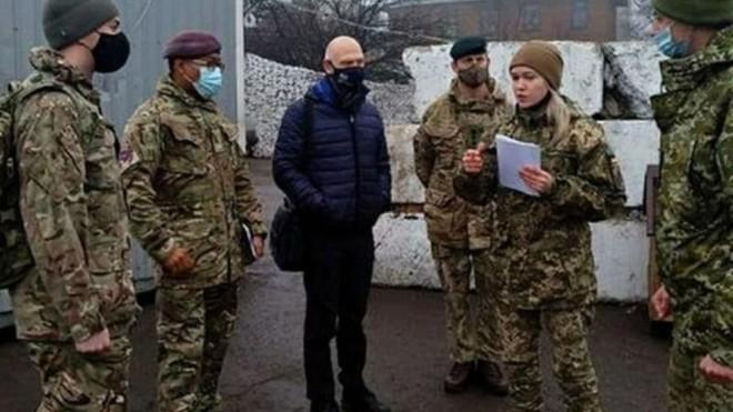 NATO quyết định can thiệp vào cuộc xung đột vũ trang ở Donbass ảnh 1