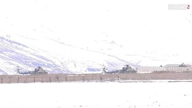 Xuất hiện căn cứ quân sự thứ hai của Nga ở Armenia? ảnh 1