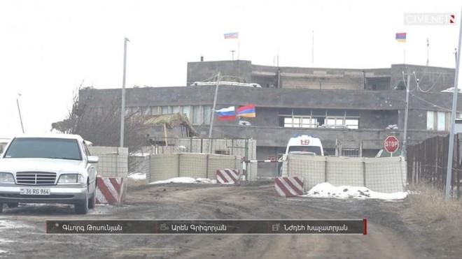Xuất hiện căn cứ quân sự thứ hai của Nga ở Armenia? ảnh 2