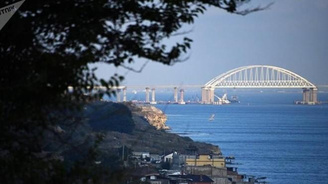 Estonia ủng hộ hoàn toàn Ukraine trong vấn đề Crimea ảnh 1