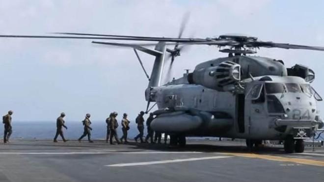 Mỹ thông báo triển khai các lực lượng đặc nhiệm mới ở châu Á và châu Âu ảnh 1