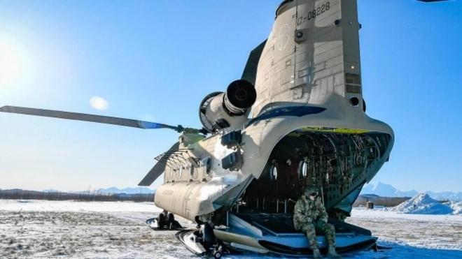NATO bắt đầu xây dựng căn cứ không quân ở Bắc Cực ảnh 1