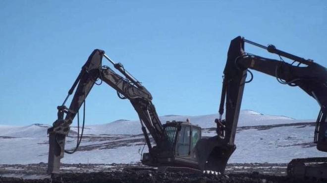 NATO bắt đầu xây dựng căn cứ không quân ở Bắc Cực ảnh 3