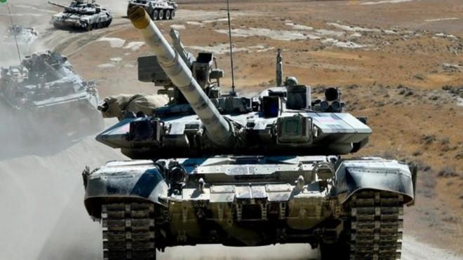 Azerbaijan-Thổ Nhĩ Kỳ tập trận quân sự quy mô lớn ở biên giới với Armenia ảnh 1
