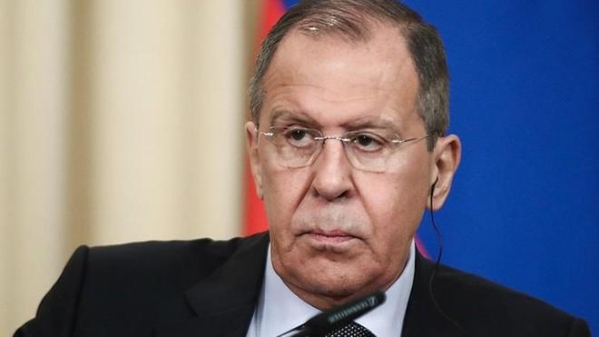 Ngoại trưởng Nga thông báo kết quả về Syria sau chuyến công du vùng Vịnh ảnh 1