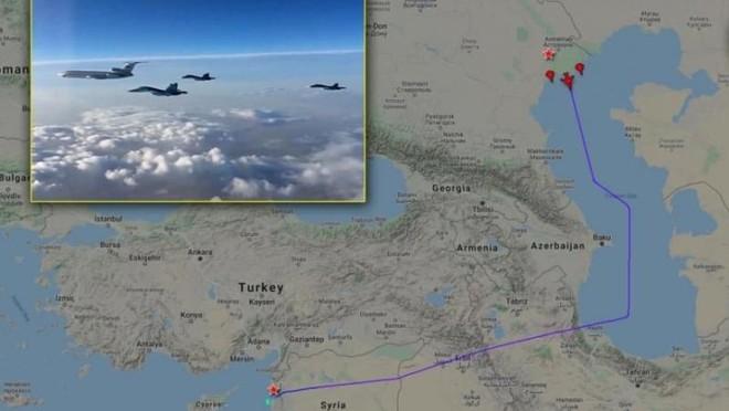 Nga triển khai 4 chiến đấu cơ Su-34 tới Syria ứng phó với xe bọc thép Thổ Nhĩ Kỳ? ảnh 1