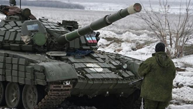 Lực lượng xe tăng của Ukraine yếu hơn hẳn so với LPR và DPR ảnh 1